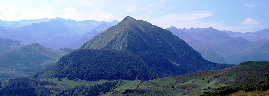 Mont Béas 1687 m